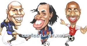 כוכבי הכדורגל